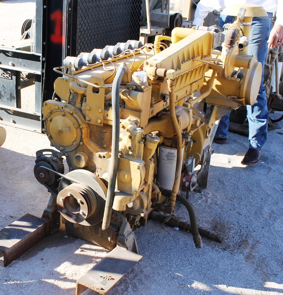 Gas Engine by Larmar Industries
