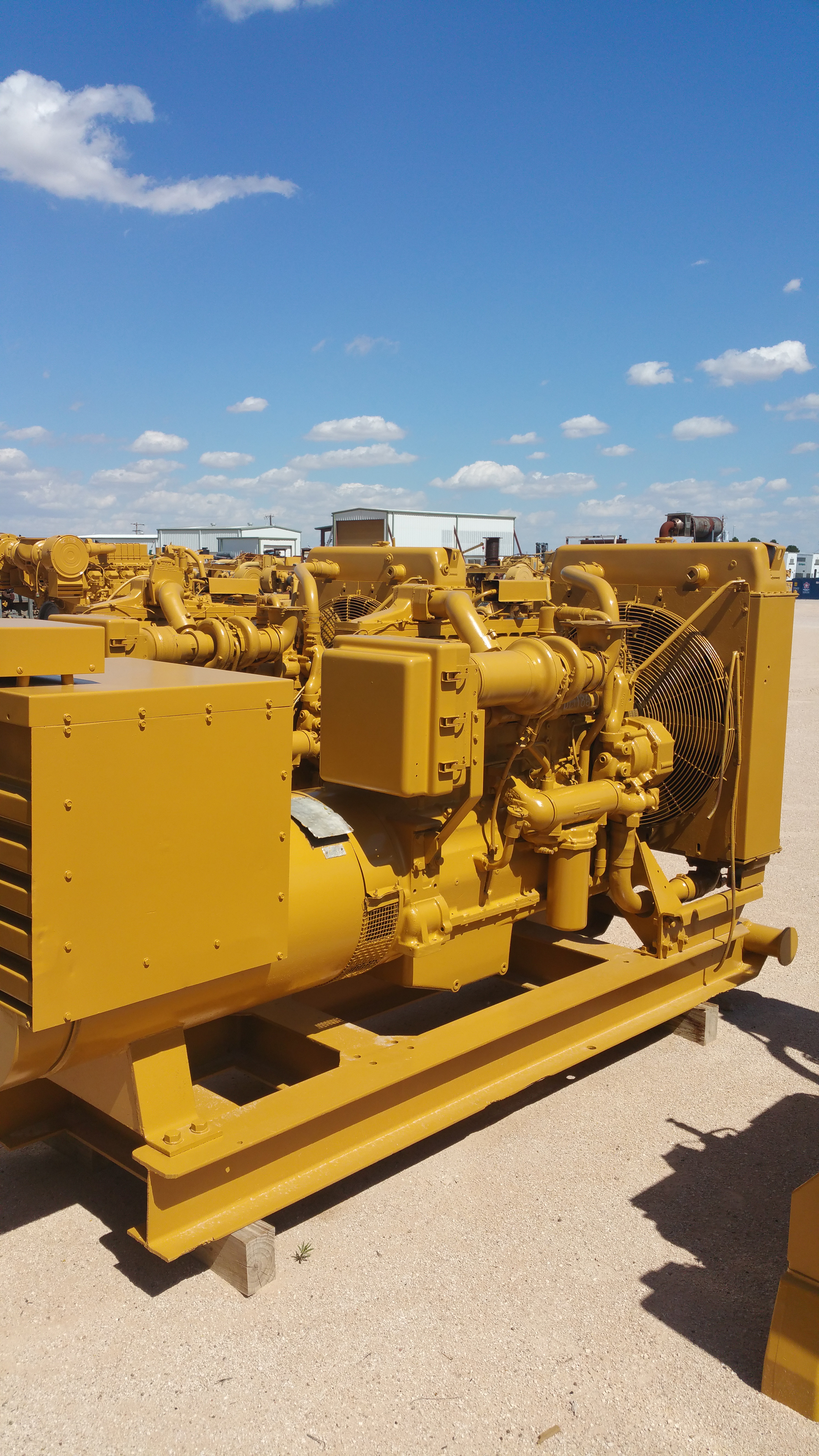Diesel Generators by Larmar Industries