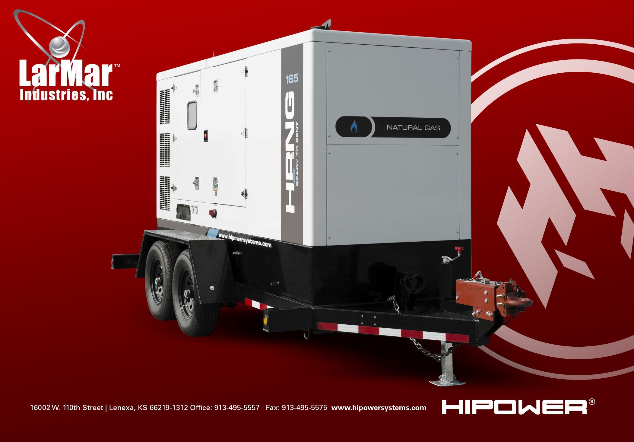 HIPOWER Distributors LarMar Industries